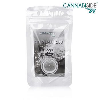 Cristalli Cannabiside